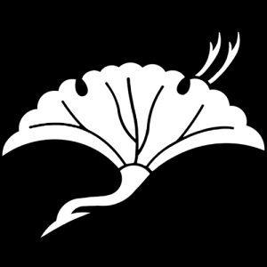 [歌舞伎]松廣屋の家紋「銀杏鶴」を解説!代表的な主な名跡・役者まとめ