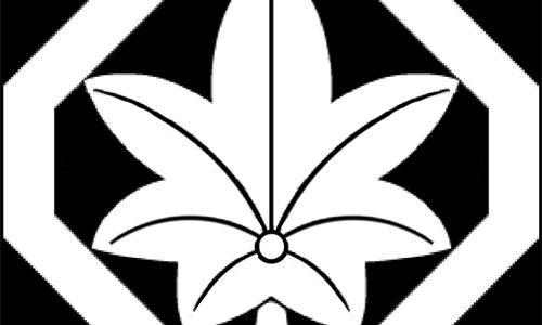[歌舞伎]小谷屋の家紋「隅切り角に一葉紅葉」を解説!代表的な主な名跡・役者まとめ