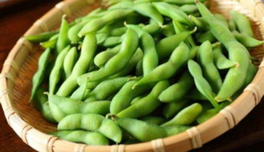 枝豆の保存方法まとめ|冷蔵・冷凍・常温での保存期間の目安はどのくらい?