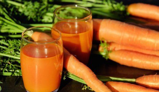 人参の糖質とカロリーは?ダイエットにお勧め人参ジュースのレシピ解説