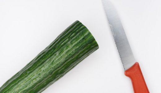きゅうりの下処理・切り方|5種類の切り方と飾り切り3種まとめ