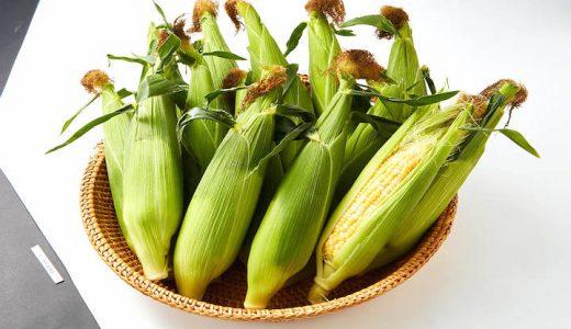 おひさまコーンの特徴・旬の時期まとめ|濃い黄色と強い甘味が特徴のとうもろこし