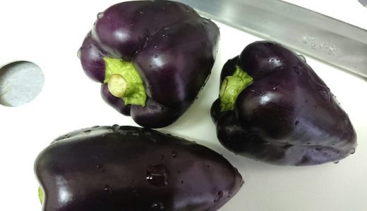 アナスタシア (黒ピーマン、フルーツピーマン)の特徴・旬の時期まとめ|糖度の高いロシア生まれのシシ型ピーマン
