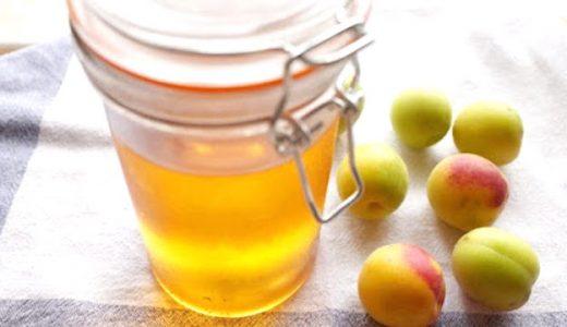 梅シロップの飲み方まとめ|お酢(はちみつorりんご)・ジュース・お酒(焼酎)・カクテルなど