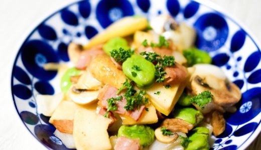 春の味覚たけのこを使ったおススメレシピ10選|簡単料理で時短!