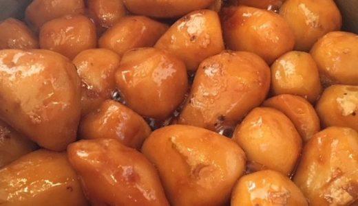 大野里芋の特徴・旬の時期は?地域ブランド品種なねっとり系さといも