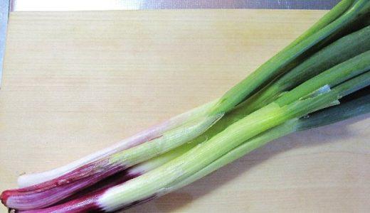 ネギが赤紫に変色!原因や対処法は?食べることはできる?