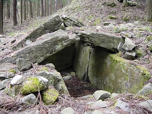 大室古墳群に500もの古墳が!日本では珍しい積石塚もたくさん!解説とアクセス・周辺おすすめランチまとめ