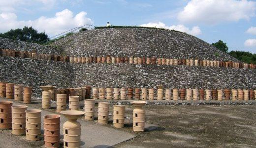 ナガレ山古墳のはにわに会いに行こう!解説とアクセス・周辺おすすめランチまとめ