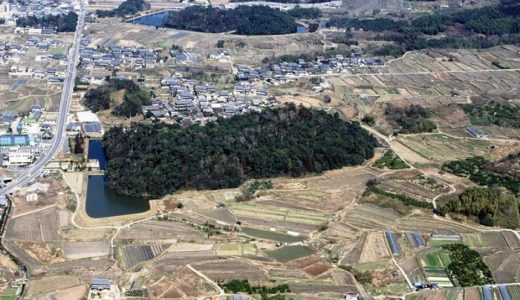 渋谷向山古墳は第12代景行天皇の陵墓で日本第8位の大きさ!解説とアクセス・周辺おすすめランチまとめ