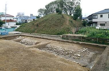 西馬塚古墳には土の馬に関する不思議な言い伝えが!解説とアクセス・周辺おすすめランチまとめ