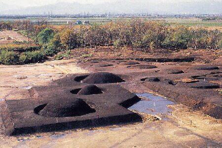 江別古墳群を解説 アクセス・周辺おすすめランチまとめ