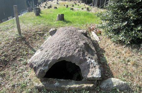 兜塚古墳には珍しい阿蘇ピンク石の石棺が!解説とアクセス・周辺おすすめランチまとめ