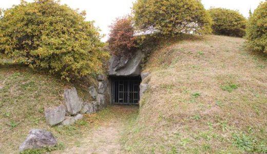 都塚古墳はピラミッド型のお墓?解説とアクセス・周辺おすすめランチまとめ