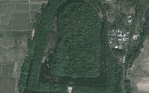 ヒシアゲ古墳(磐之媛陵)は仁徳天皇の皇后・磐之媛命の御陵で全国24位の大きさ!解説とアクセス・周辺おすすめランチまとめ