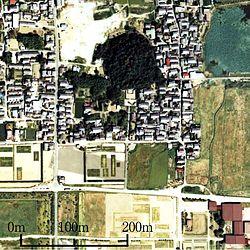 市庭古墳(平城陵)は平城天皇の陵墓で全国第14位の大きさ!解説とアクセス・周辺おすすめランチまとめ