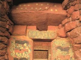 福岡の王塚古墳を解説!壁画の一般公開も!アクセス・周辺おすすめランチまとめ