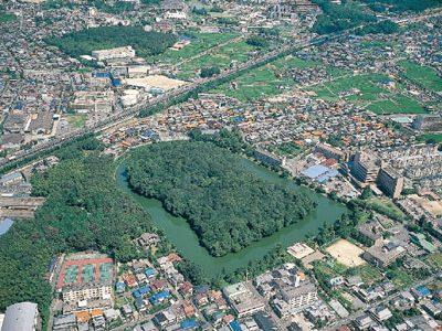 太田茶臼山古墳は継体天皇の陵墓で全国第21位の大きさ!解説とアクセス・周辺おすすめランチまとめ