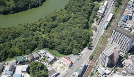 大安寺山古墳は日本最大クラスの円墳!解説とアクセス・周辺おすすめランチまとめ