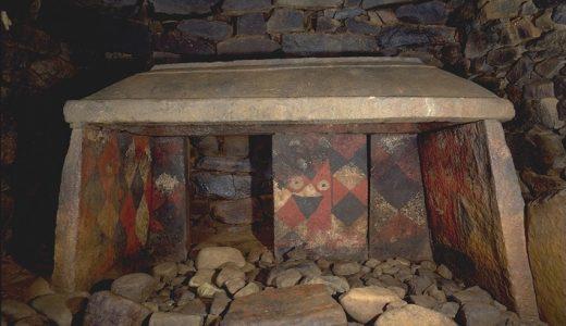 チブサン古墳の壁画は宇宙人?一般公開情報とアクセス・周辺おすすめランチまとめ