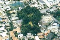 帝塚山古墳は浦島太郎のお墓?解説とアクセス・周辺おすすめランチまとめ