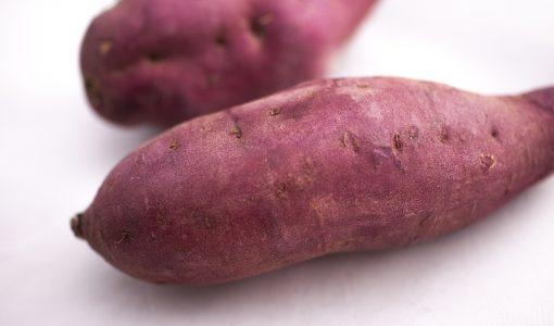 紫芋が腐るとそうなる?黒く変色・ぶよぶよ・乾燥 見分け方・保存方法と期限は?