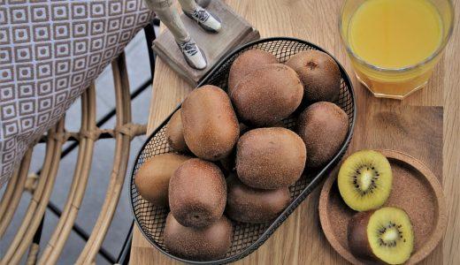 キウイフルーツが腐ると?赤茶色く変色・柔らかい|追熟と正しい保存方法・期限は?
