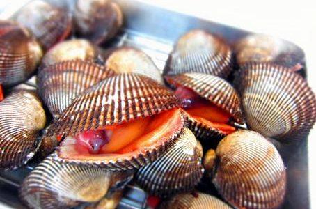 赤貝が腐るとどうなる?開かない・半開き・生臭い|保存方法と賞味期限・見分け方
