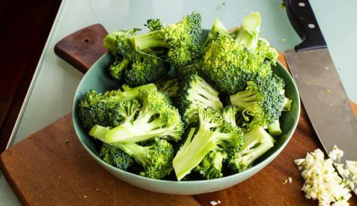 ブロッコリーを食べ過ぎると太る?体に悪いの?一日の適量はどれくらい?
