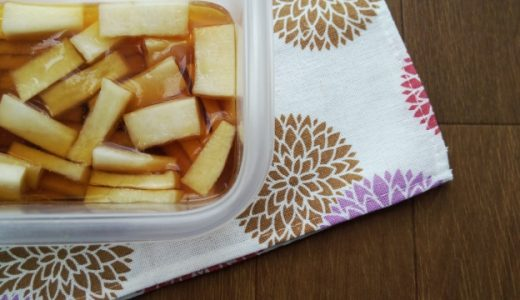 山芋を使った常備菜におすすめのレシピ8選 美味しく日持ちする作り置きレシピ