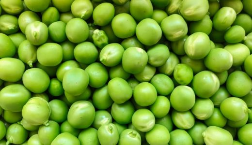 えんどう豆を食べ過ぎると?ダイエットに向くの?栄養成分やカロリーについて