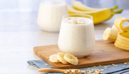 ミキサーなしで作れるバナナジュース人気レシピ!泡立て器OK!栄養と効能も