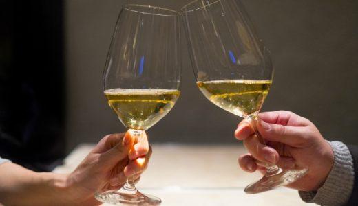 白ワイングラス1杯(100ml)のカロリーと糖質は?栄養成分も解説!