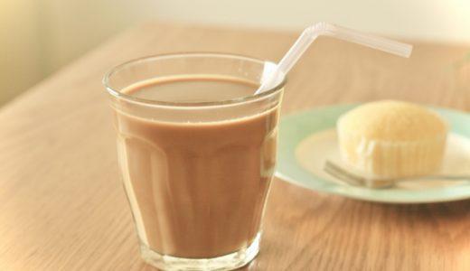 カフェオレ1杯(150g)のカロリーと糖質は?栄養成分も解説!