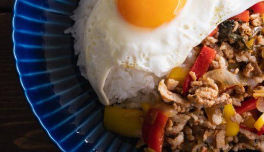 ガパオライスの日持ち 冷蔵・冷凍保存方法は?お弁当おかず・作り置きに!