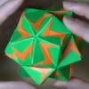 おしゃれで簡単!七夕飾りの折り紙~ くす玉と吹き流しの作り方